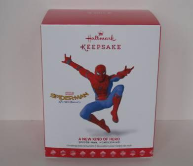 Spiderman: Homecoming Keepsake Ornament by Hallmark (NEW)
